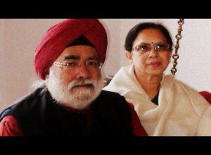 MR D P SINGH & MRS PARMEET MARWAHA